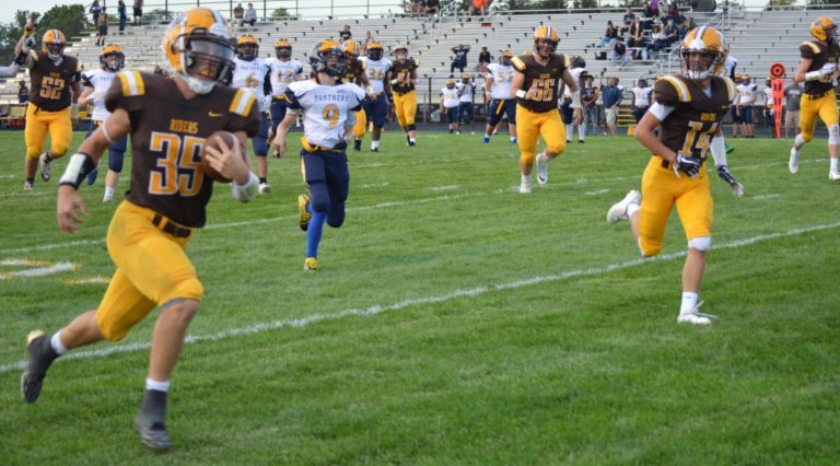 West Jeff locks down the Panthers