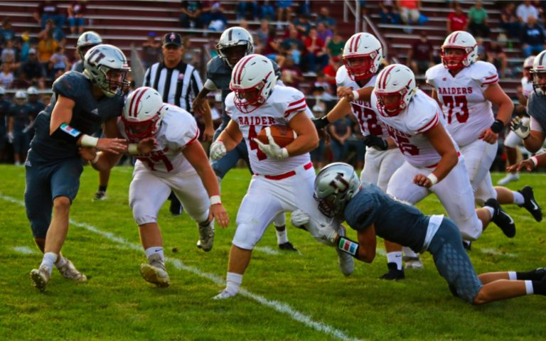 Red Raiders are 'Kings of the Hill' at Urbana