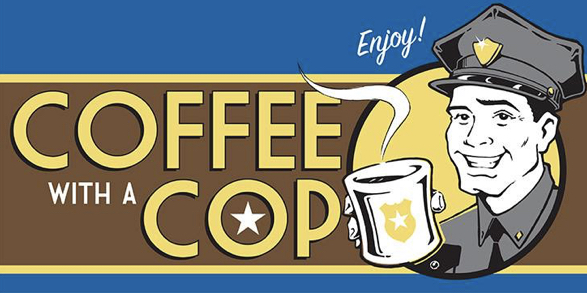 West Jefferson's Coffee With a Cop Day