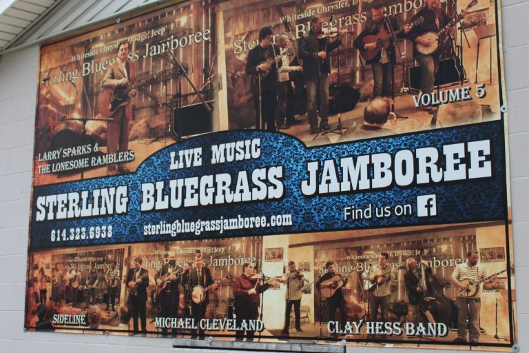 Bluegrass in Mt. Sterling both Friday & Saturday evening