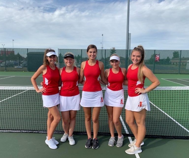Senior Night is special for LHS Tennis