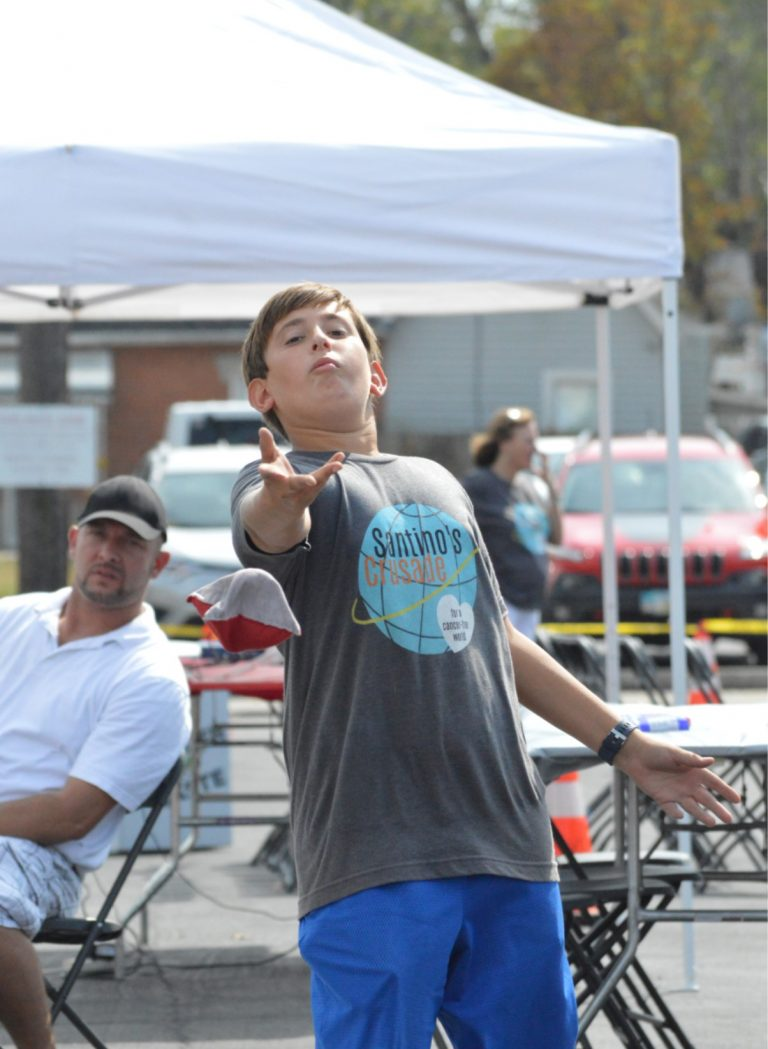 Everyone wins in Santino's Cancer-Free Crusade Tailgate