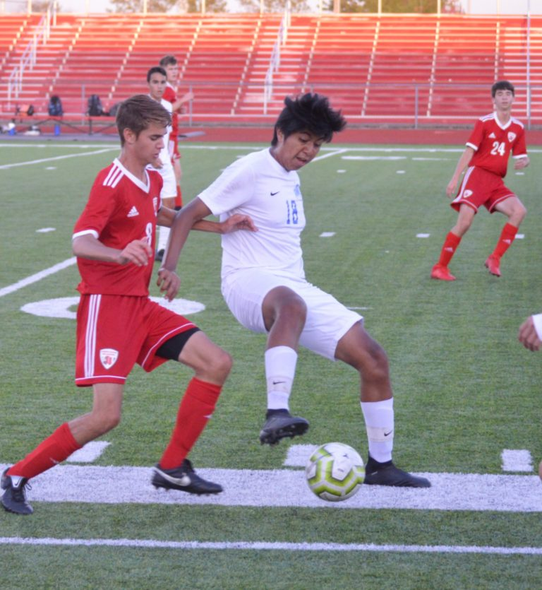 LHS-Ready boys battle to 1-1 soccer tie