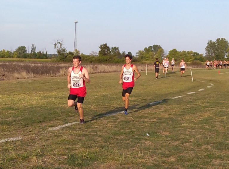 LHS Cross Country had two meets this week