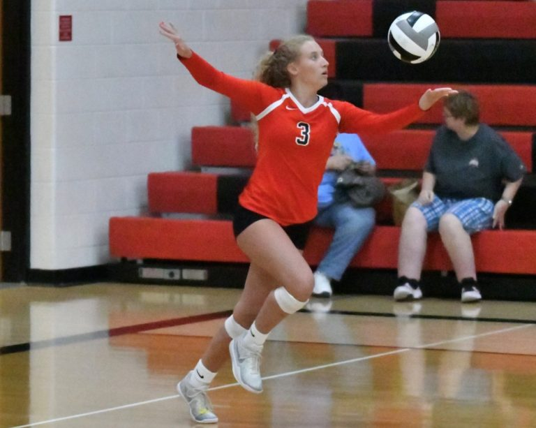 Alder VBall stays perfect with set sweep