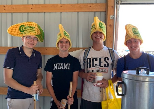 Weather cooperates (again) for Farm Science Day Two