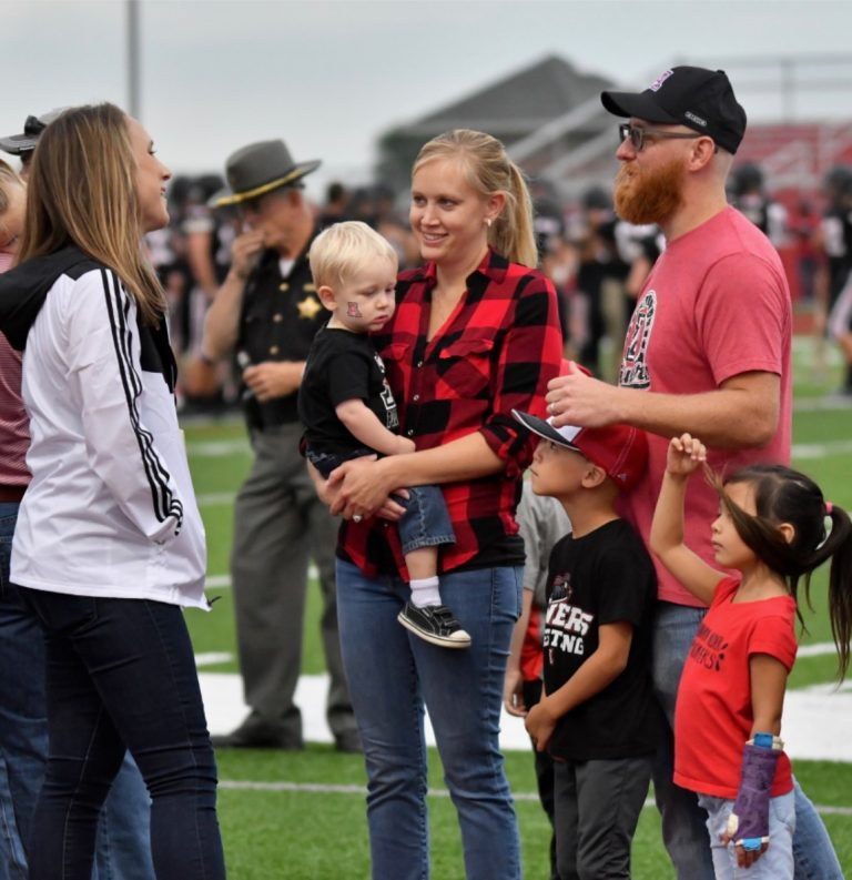 Honoring the turf donors