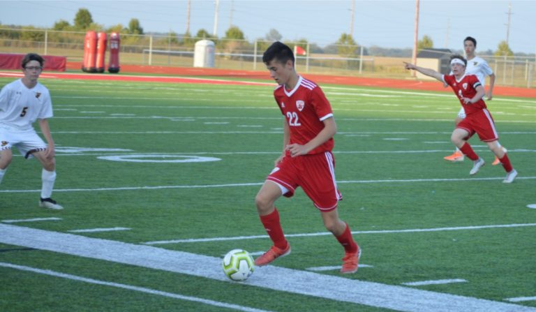 Hastings' Hat Trick leads London over West Jeff