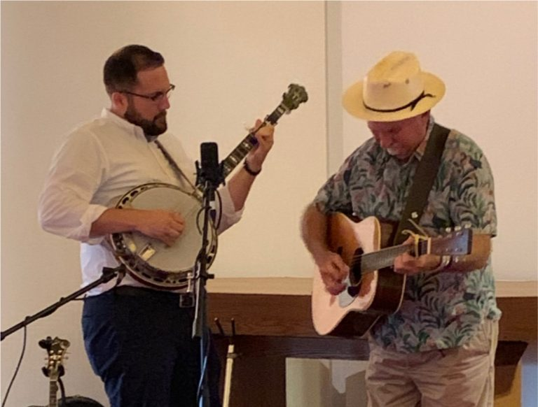 Purk and Jones fill West Jeff with Music