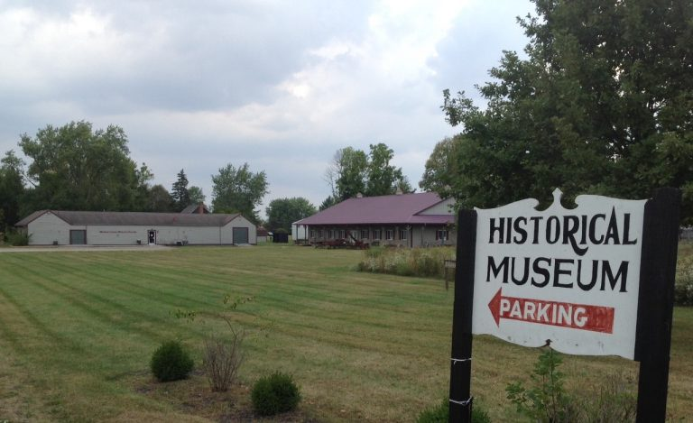Historical Society presents 'Pioneer Days' this weekend