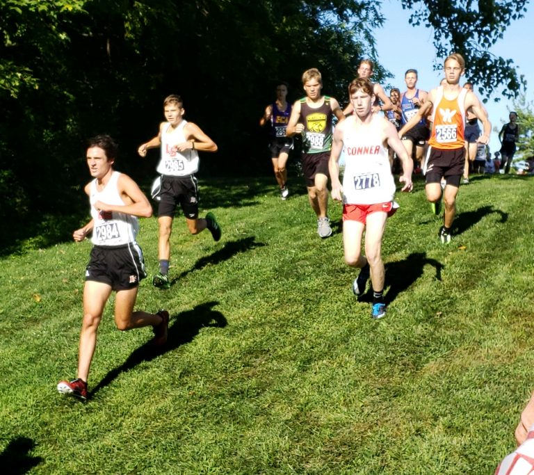 Golden Eagles are Off and Running