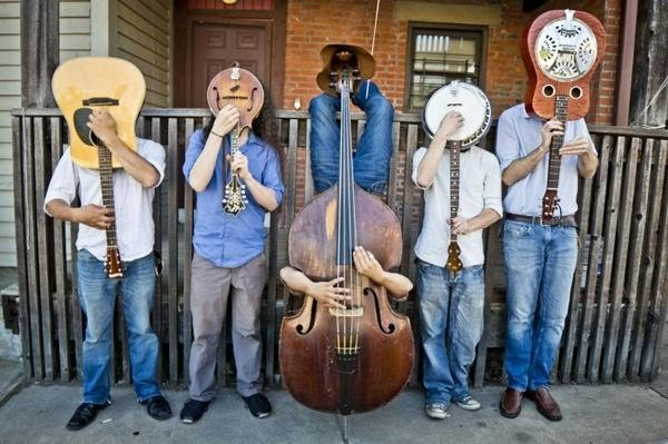 """""""The Relentless Mules"""" to Play at Sterling Bluegrass Jamboree"""
