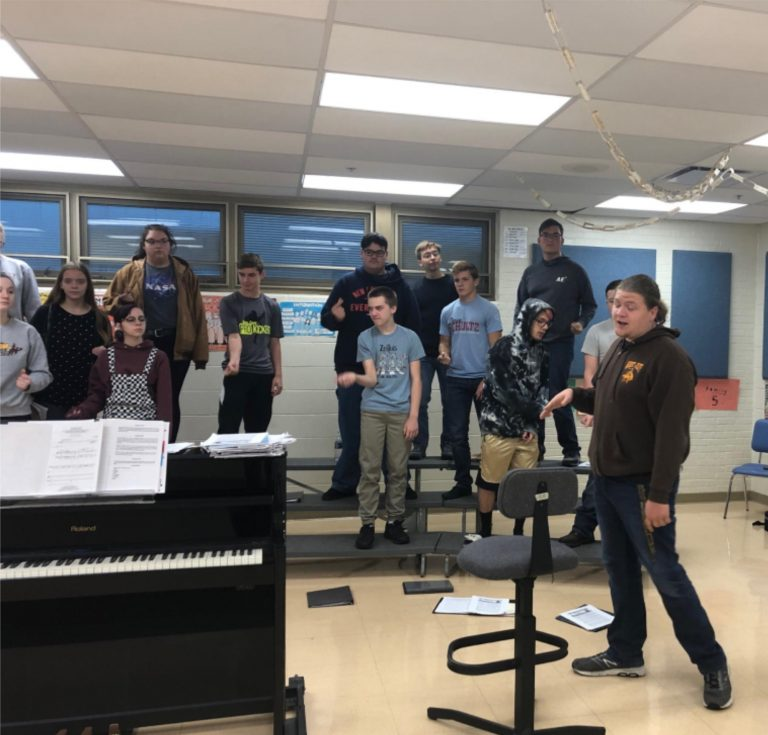 WJ Choirs Host Halloween Cabaret Tuesday