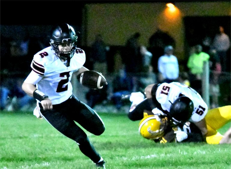 County Football Stats Going Into Week Nine