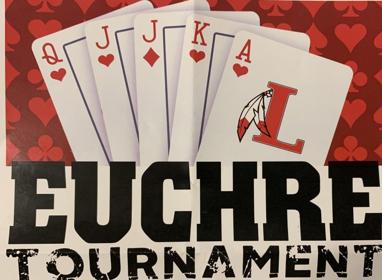 Euchre Tournament Benefiting London Athletic Boosters Tuesday