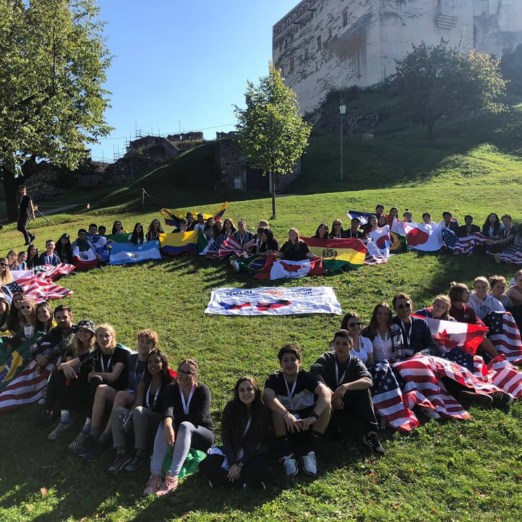 Rotary Offers Students Experience of a Lifetime