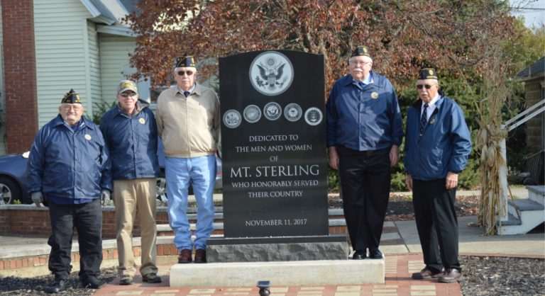 Mt. Sterling Honors Veterans