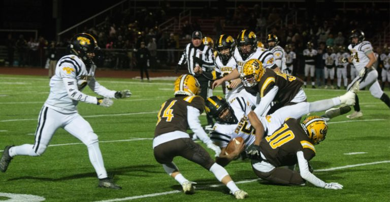 Roughriders Make Statement with Drubbing of Shawnee