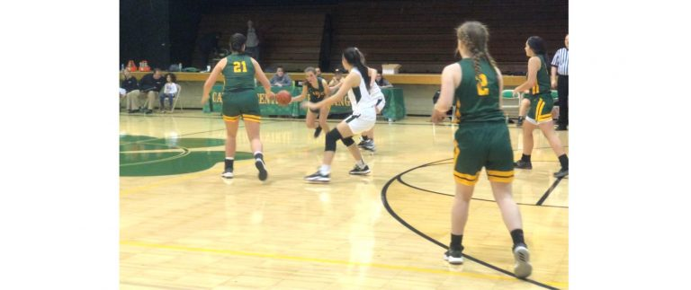 County Girls Basketball Stats Week Two 2020