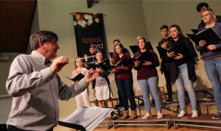 Be a Part of the Musical Celebration at Rosedale Bible College Sunday
