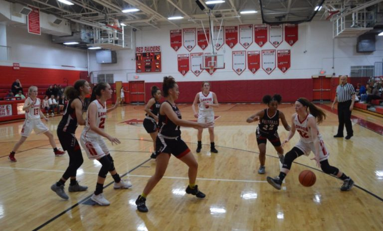 County Girls Basketball Stats entering the New Year