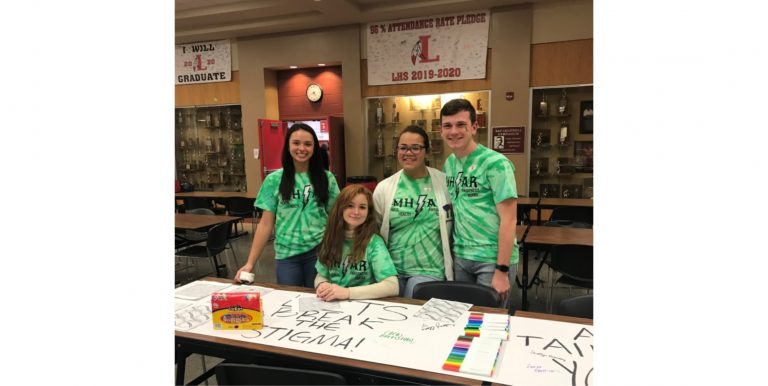 Local schools address Mental Health Awareness