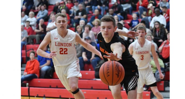 North Union Tops London in Final Seconds