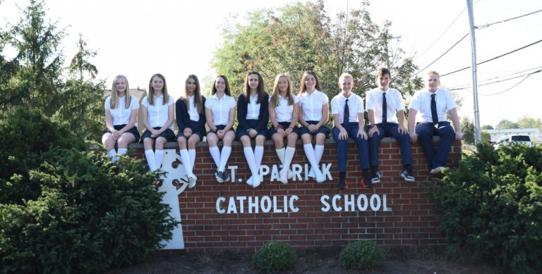 St. Patrick School to hold All-County dance