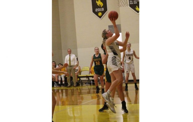 Lady 'Riders down Lady Eagles