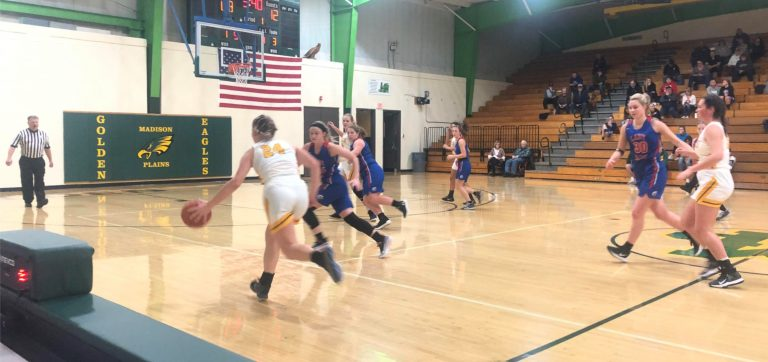 Lady Eagles fall to Greeneview