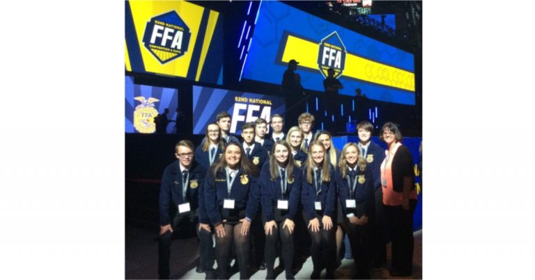 London FFA Attends National Convention