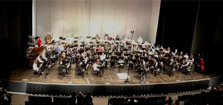 Local Students Part of Honor Band