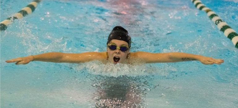 LHS and TEAM Champ Continues Swimming Ways