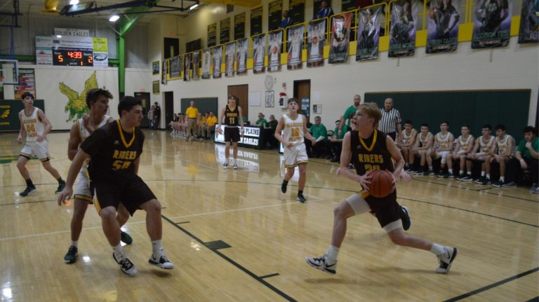 Roughriders hold on at Fairbanks