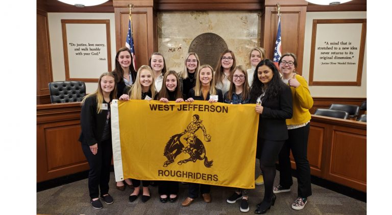 The verdict is in: WJHS Mock Trial teams advance to State