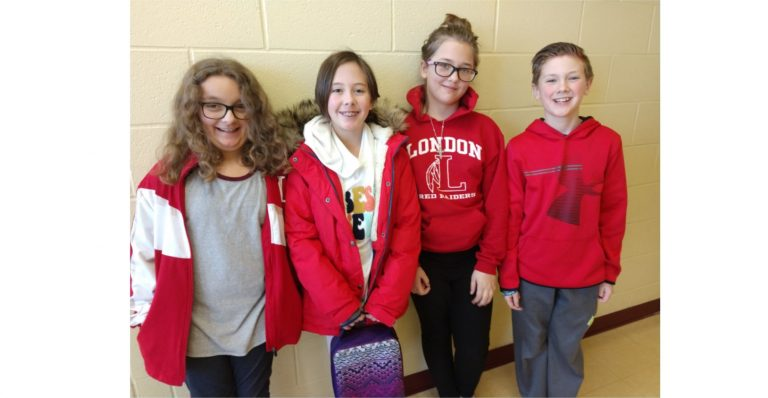 LES singers selected for Honors Choir