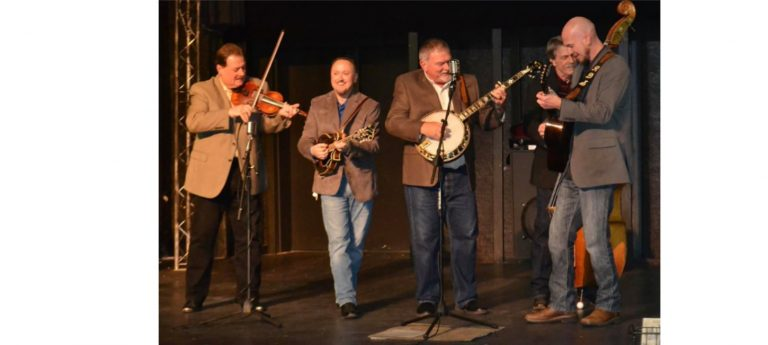 'Fast Track' on Sterling Bluegrass stage tonight