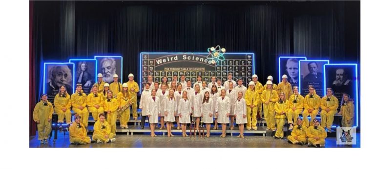 Scientifically-magical season for JAHS Show Choir