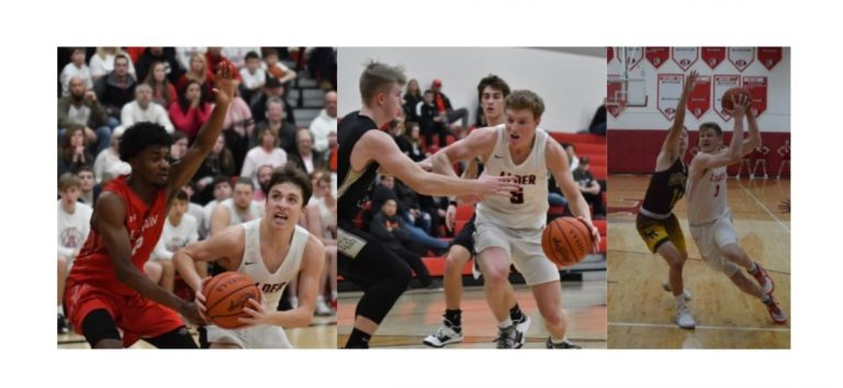 CBC Boys Hoops – Three locals earn First Team honors