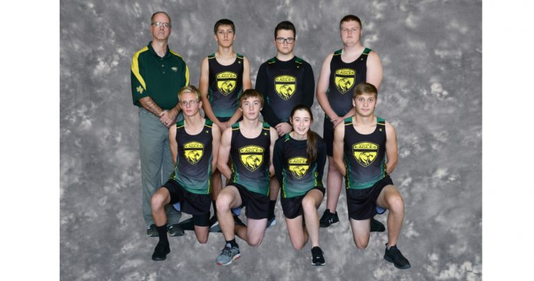 Indoor Track Finishes as Runner-up at Central District Championships