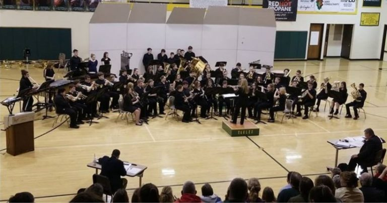 Local high school bands to perform Thursday