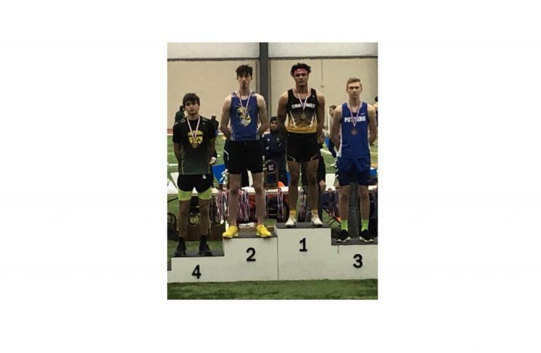 MPHS' Bryant shines at indoor track