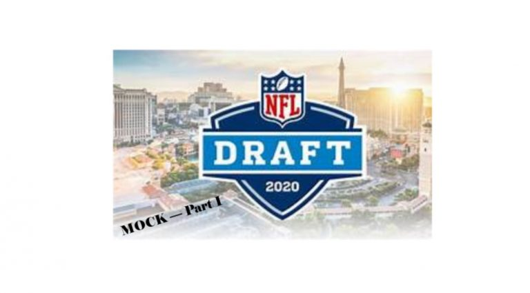 Christmas in April – It is NFL Draft time (Part I)