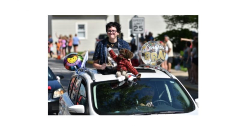 Caravan kicks-off Graduation Weekend for JAHS Seniors