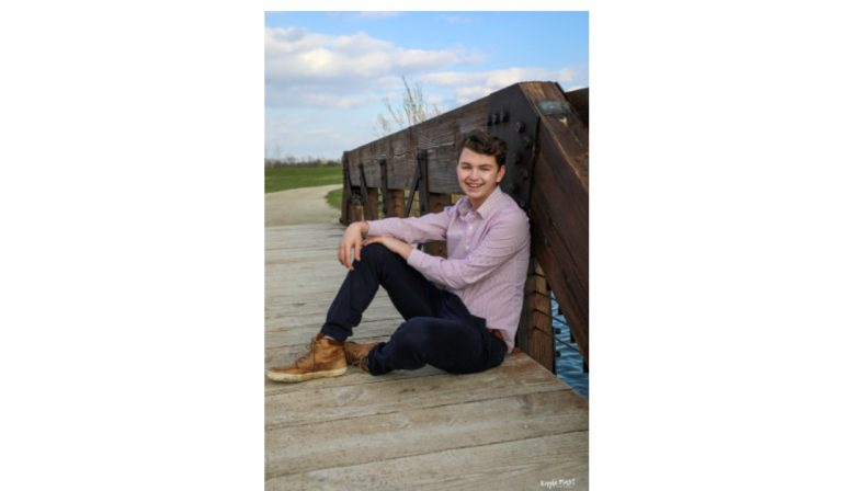 MPHS' Baker named May London Rotary Student of the Month