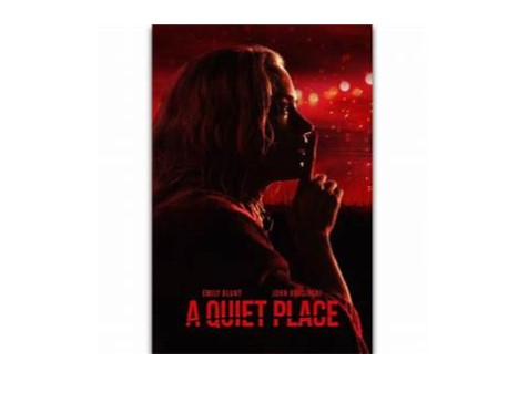 Random Movie Ramblings: A Quiet Place