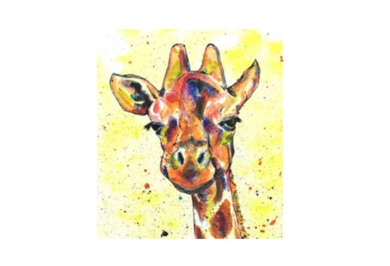 Calling all creative people – especially giraffe admirers