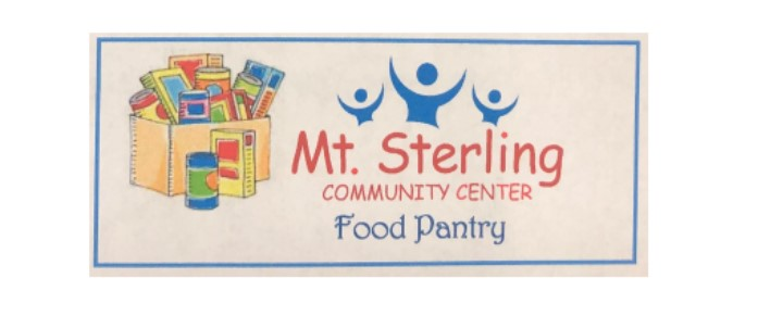 Mt. Sterling Community Center Food Pantry announces weekly events