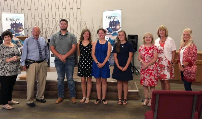 Madison County Republican Women honor award winners