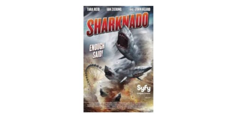Random Movie Rambling: Sharknado